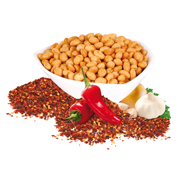 BBQ Soy Nuts